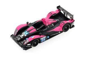 Pescarolo 01-JUDD #24 J.Nicolet-R.Hein-J-F.Yvon Le Mans 2010