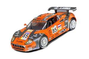 Spyker C8 Spyder GT2-R #85 A.Belicchi-A.Chiesa-A.Caffi Le Mans 2007