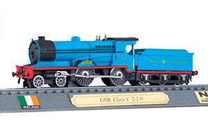 TRAIN GNR CLASS V2-2-0 *ПОЕЗД