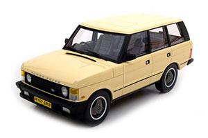 Land Rover Range Rover Serie 1 1986 Savana Beige