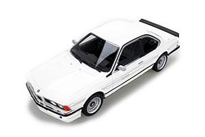 BMW E24 6ER ALPINA B7 S TURBO COUPE 1985 WHITE