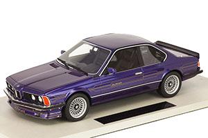 BMW E24 6-ER ALPINA B7 S TURBO COUPE 1985 VIOLET METALLIC *БМВ БИМЕР БУМЕР