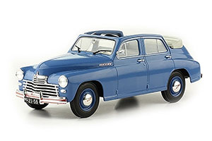 GAZ M20 POBEDA (USSR RUSSIAN CAR) BLUE | ГАЗ М20 КАБРИОЛЕТ ГОРЬКИЙ ЛЕГЕНДАРНЫЕ СОВЕТСКИЕ АВТОМОБИЛИ #27