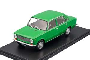 VAZ 21011 LADA (USSR RUSSIAN) GREEN | ВАЗ-21011 ЛЕГЕНДАРНЫЕ СОВЕТСКИЕ АВТОМОБИЛИ #65