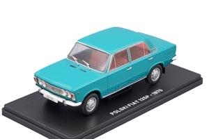 FIAT-125P 1967-1991 LIGHT GREEN   ФИАТ 125П ЛЕГЕНДАРНЫЕ СОВЕТСКИЕ АВТОМОБИЛИ #87