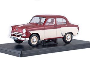 MOSKVICH 407 1959 (USSR RUSSIAN CAR) LEGENDARY SOVIET CARS #12 | МОСКВИЧ 407 ЛЕГЕНДАРНЫЕ СОВЕТСКИЕ АВТОМОБИЛИ #12