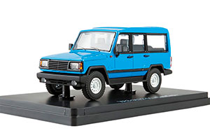 UAZ 3172 SYMBIR (USSR RUSSIA) BLUE | УАЗ-3172-01 СИМБИР