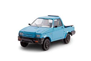 LUAZ 1301 PICKUP (USSR RUSSIA) 2002 LIGHT BLUE | ЛУАЗ-1301 ПИКАП