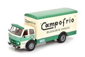 PEGASO 1060 CABEZON CAMPOFRIO VAN ISOTHERMAL GREEN WITH BEIGE *ПЕГАСО