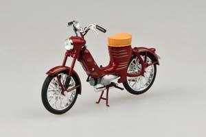 JAWA 50 PIONEER TYPE 550 1955 DARK RED