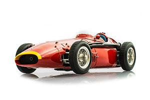 MASERATI 250F 1957 RED