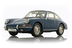 PORSCHE 901 1964 BALI BLUE LIMITED EDITION 5000 PCS. *ПОРШЕ ПОРШ