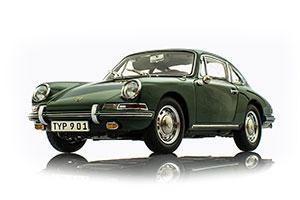 PORSCHE 901 1964 GREEN LIMITED EDITION 5000 PCS. *ПОРШЕ ПОРШ