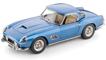 FERRARI 250 GT SWB CALIFORNIA SPYDER 1961 BLUE LIMITED EDITION 2500 PCS. *ФЕРРАРИ ФЕРАРИ ФИРАРИ ФИРРАРИ