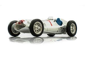 MERCEDES W154 GP FRANCE T-CAR SEAMAN 1938 SILVER LIMITED EDITION 1540 PCS CMC
