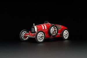 Bugatti T35, Italy 1920 Limited Edition 800 pcs.