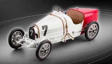 Bugatti T35 Poland Grand Prix Nation Colour Project 1920