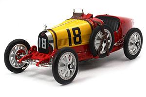 Bugatti T35 Spain Grand Prix Nation Colour Project 1920