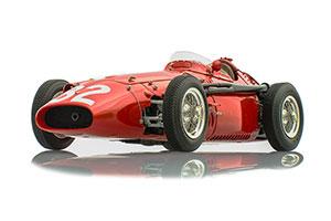 MASERATI 250 F #32 GP MONACO FANGIO 1957 RED LIMITED EDITION 2000 PCS. *МАЗЕРАТИ МАСЕРАТИ