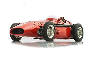 Maserati 250 F #2 GP France Fangio 1957 Red Limited Edition 2000 Pcs.