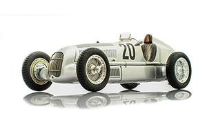 MERCEDES W25 EIFEL RACE #20 MANFRED VON BRAUCHITSCH 1934 LIMITED EDITION 2000 PCS.