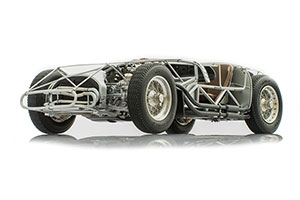 MASERATI 300 S 1956 ROLLING CHASSIS INCLUDING WOOD PLATE LIMITED EDITION 3000 PCS. *МАЗЕРАТИ МАСЕРАТИ