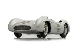 MERCEDES W196R STROMLINIE #22 GP FRANCE 1954 HERRMANN LIMITED EDITION 1000 PCS.