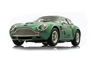 ASTON MARTIN DB4 GT ZAGATO 1961 GREEN *АСТОН МАРТИН ЭСТОН