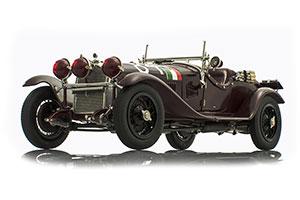 Alfa Romeo 6C 1750 GS Winner Mille Miglia 1930 Nuvolari/Guidotti Limited Edition 2000 pcs.