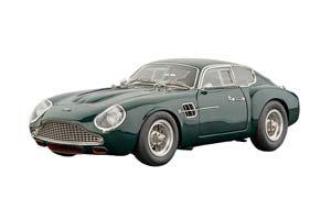ASTON MARTIN DB4 GT ZAGATO IN GOODWOOD GREEN 1961 *АСТОН МАРТИН ЭСТОН