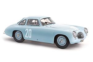 Mercedes 300 SL Great Price of Bern 1952 №20 Blue