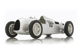 Auto Union Type C №18 Eifel Race 1936 Silver Limited Edition 1500 pcs.