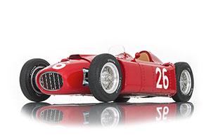 Lancia D50 Monaco GP #26 Alberto Ascari 1955 Limited Edition 1500 pcs.