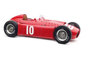 LANCIA D50 GP PAU #10 CASTELLOTTI 1955 RED LIMITED EDITION 1000 PCS.