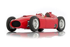 FERRARI D50 1956 RED