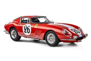FERRARI 275 GTB/C 1966 RED (FURTHER VARIATIONS WILL FOLLOW)