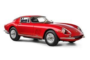 FERRARI 275 GTB/C 1964-1968 RED
