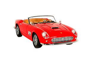 FERRARI 250 GT CALIFORNIA SPIDER 1960 RED *ФЕРРАРИ ФЕРАРИ ФИРАРИ ФИРРАРИ