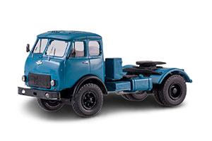 MAZ-504 (USSR RUSSIA) 1980 BLUE | МАЗ-504 ТЯГАЧ