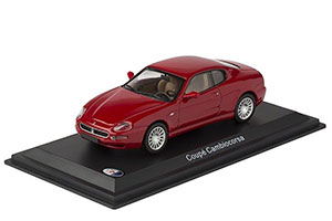 MASERATI COUPE CAMBIOCORSA 2002 RED *МАЗЕРАТИ МАСЕРАТИ
