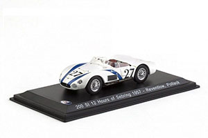 MASERATI 200 SI #27 REVENTLOW/POLLACK 12 HOURS OF SEBRING 1957 *МАЗЕРАТИ МАСЕРАТИ