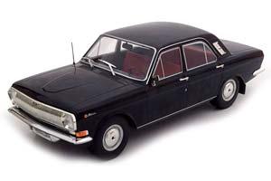 GAZ M-24 VOLGA (USSR RUSSIA) 1967 BLACK | ГАЗ 24 ВОЛГА