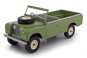LAND ROVER 109 PICK UP SERIES II 4x4 1959 OLIVE