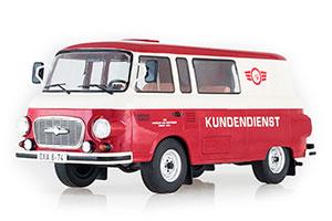 BARKAS B 1000 HALF BUS SIMSON KUNDENDIENST 1970 *БАРКАС