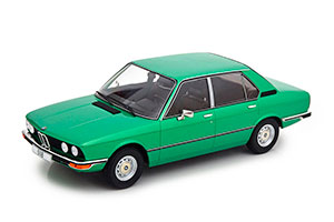 BMW (E12) 518 1973 METALLIC LIGHT GREEN
