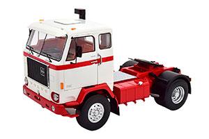 VOLVO F88 1971 WHITE/RED
