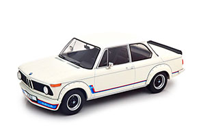 BMW 2002 TURBO (E20) 1973 WHITE