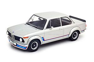 BMW 2002 TURBO (E20) 1973 SILVER