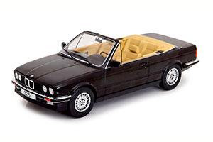 BMW E30 325I CONVERTIBLE 1985 BLACK