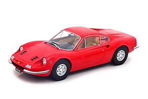 FERRARI DINO 246 GT 1969 RED